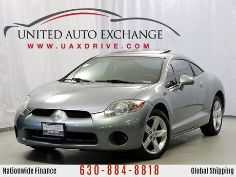 2007 Mitsubishi Eclipse GS Coupe Addison IL