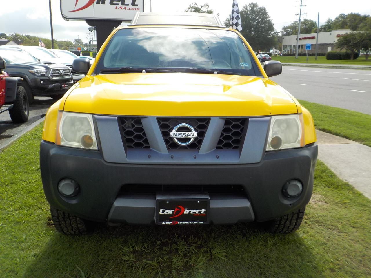 2007 NISSAN XTERRA S, WHOLESALE TO THE PUBLIC, $3700 TOTAL FOR THE WHOLE TRUCK, NOT A TRICK :))) Virginia Beach VA