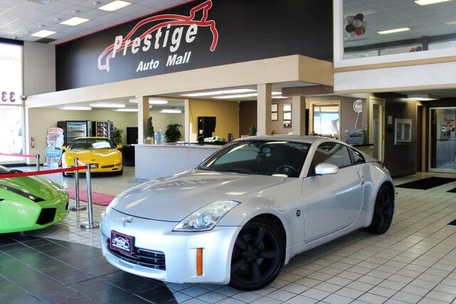 2007 Nissan 350Z Touring Cuyahoga Falls OH