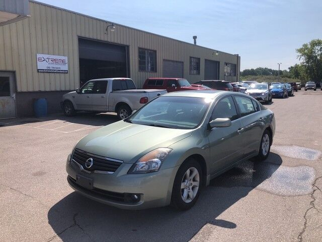 2007 Nissan Altima 2.5 S Cleveland OH ...