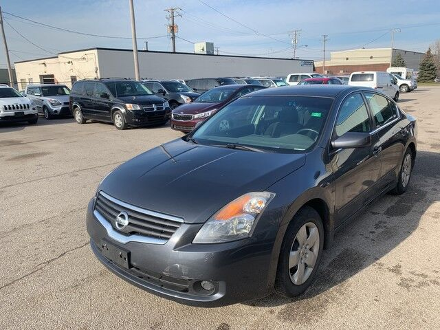 2007 Nissan Altima 2.5 S Cleveland OH