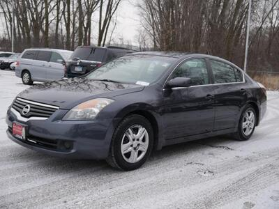2007_Nissan_Altima_2.5 S_ Inver Grove Heights MN