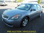 2007 Nissan Altima 2.5 S PRE-AUCTION