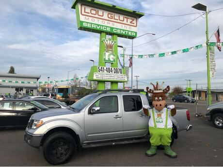 2007 Nissan Frontier SE Crew Cab 4WD Eugene OR
