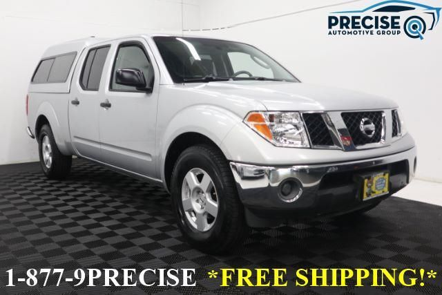 2007 Nissan Frontier SE Crew Cab Long Bed 2WD Chantilly VA