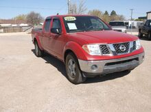 2007_Nissan_Frontier_SE Crew Cab Long Bed 2WD_ Muleshoe TX