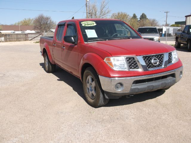 2007 Nissan Frontier SE Crew Cab Long Bed 2WD Muleshoe TX