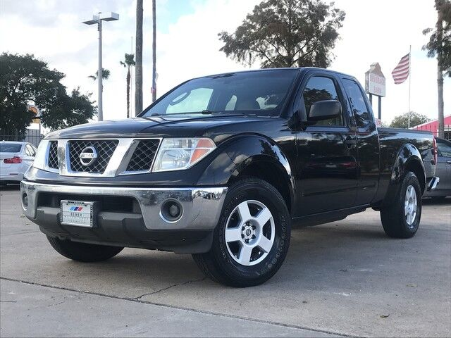 2007_Nissan_Frontier_SE_ Houston TX