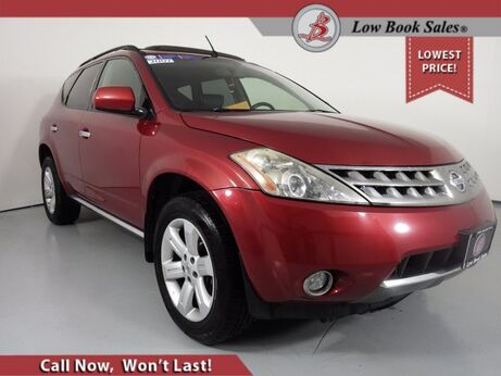 2007_Nissan_MURANO_SL_ Salt Lake City UT