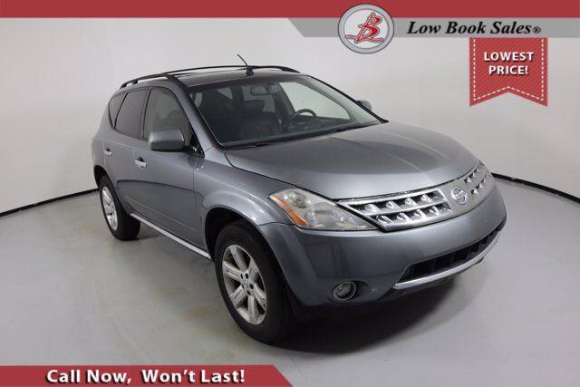 2007 Nissan MURANO SL Salt Lake City UT