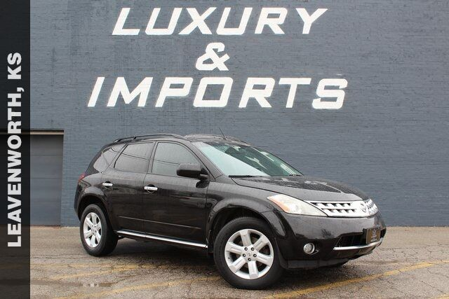 2007 Nissan Murano  Leavenworth KS