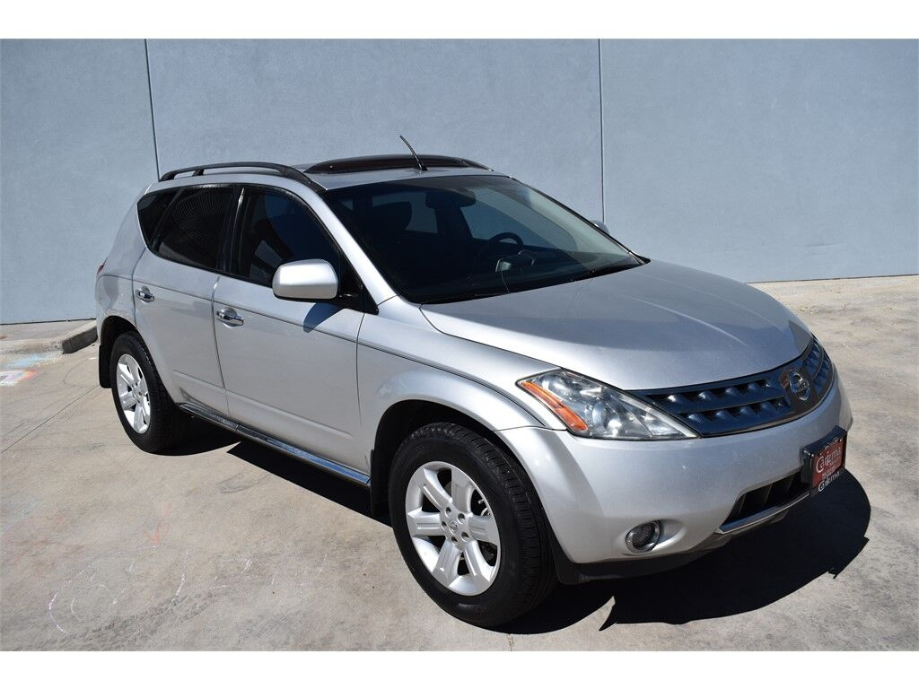 2007 Nissan Murano 2WD 4DR SL Lubbock TX