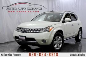 2007_Nissan_Murano_3.5L V6 Engine AWD w/ Sunroof, Heated Leather Front Seats, Keyless Engine Start, HID Automatic Headlights_ Addison IL