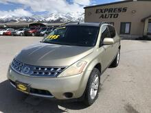 2007_Nissan_Murano_S_ North Logan UT