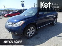 Nissan Murano SE, Heated Leather Seats, Sunroof, Back-up Camera, Tow Package 2007
