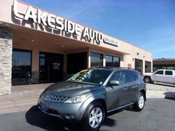 2007_Nissan_Murano_SL 2WD_ Colorado Springs CO
