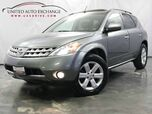 2007 Nissan Murano SL / 3.5L V6 Engine / AWD / Sunroof / Rear View Camera / Heated
