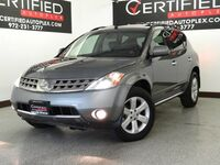 Nissan Murano SL AWD NAVIGATION SUNROOF LEATHER HEATED SEATS REAR CAMERA BLUETOOTH 2007