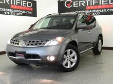 2007_Nissan_Murano_SL AWD NAVIGATION SUNROOF LEATHER HEATED SEATS REAR CAMERA BLUETOOTH_ Carrollton TX