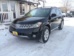 2007_Nissan_Murano_SL AWD_ Pocatello and Blackfoot ID