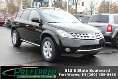 2007_Nissan_Murano_SL_ Fort Wayne Auburn and Kendallville IN