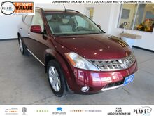 2007 Nissan Murano SL Golden CO