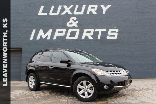 2007 Nissan Murano SL Leavenworth KS
