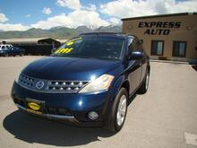 2007_Nissan_Murano_SL_ North Logan UT
