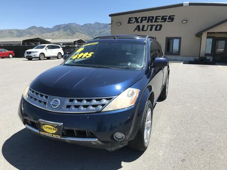 2007 Nissan Murano SL North Logan UT