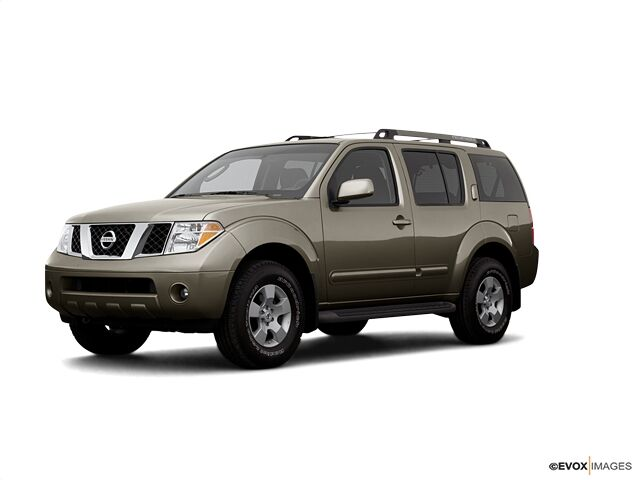 2007 Nissan Pathfinder SE 4WD Indianapolis IN