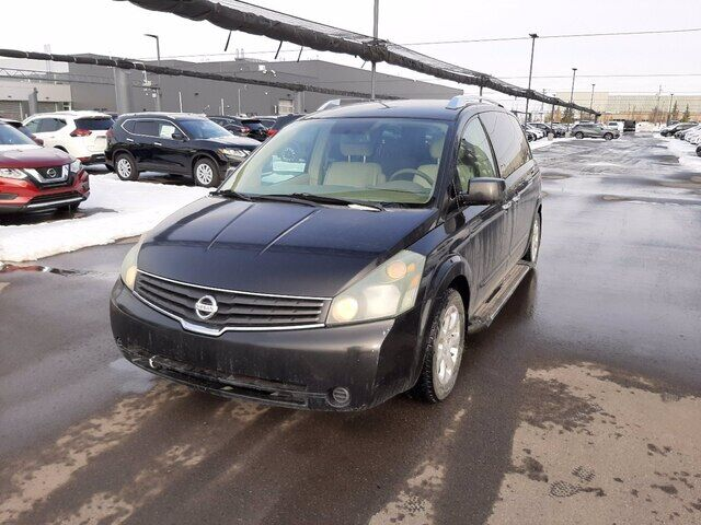 2007 Nissan Quest 3.5 SL | LEATHER | *GREAT DEAL* Calgary AB