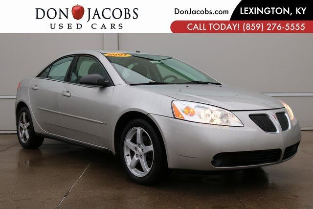 2007 Pontiac G6  Lexington KY