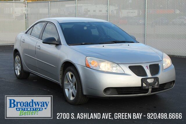 2007 Pontiac G6 Base Green Bay WI