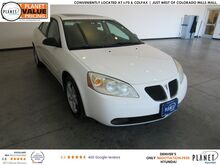 2007 Pontiac G6 Base Golden CO