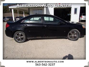 2007_Pontiac_G6_GT Sedan_ Decorah IA