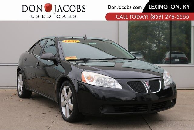 2007 Pontiac G6 GTP Lexington KY