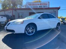 2007_Pontiac_G6_Sedan_ Reno NV