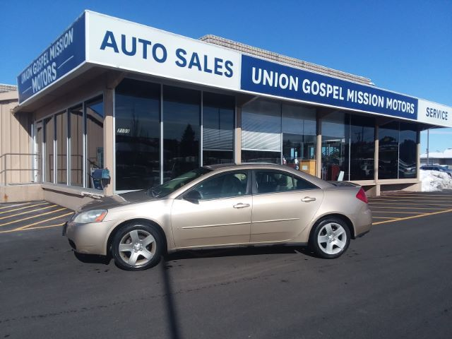2007 Pontiac G6 Sedan Spokane Valley WA