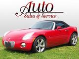 2007 Pontiac Solstice Base Indianapolis IN