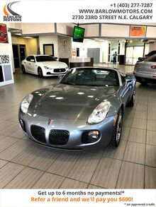 2007_Pontiac_Solstice_GXPMINT CONDITIONNEVER SEEN A Snowflake!_ Calgary AB
