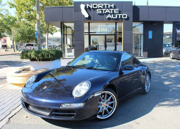 2007_Porsche_911_4S_ Walnut Creek CA