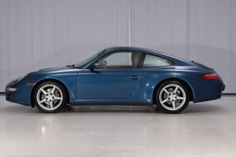 2007_Porsche_911 AWD_Carrera 4 6MT_ West Chester PA