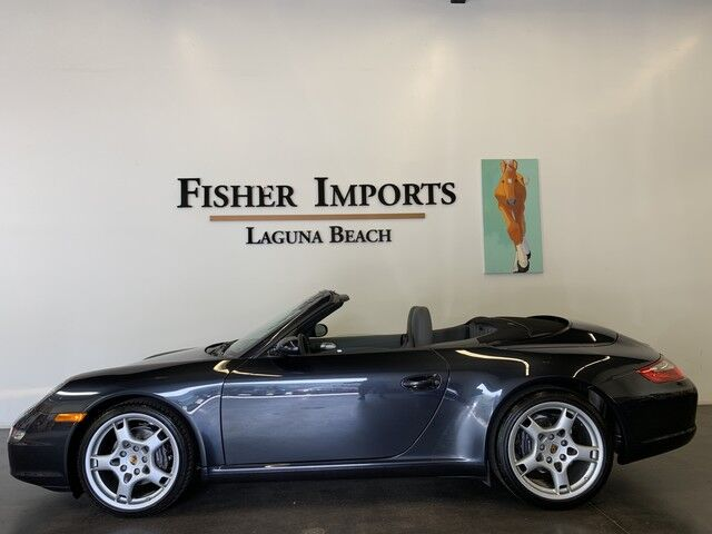 2007 Porsche 911 Carrera - 16k ORIGINAL MILES - 6-Speed Manual !!!