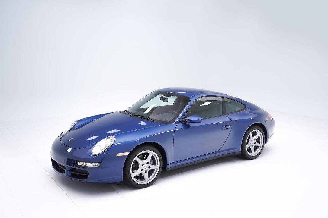 2007 Porsche 911 Carrera 4 Pompano Beach FL