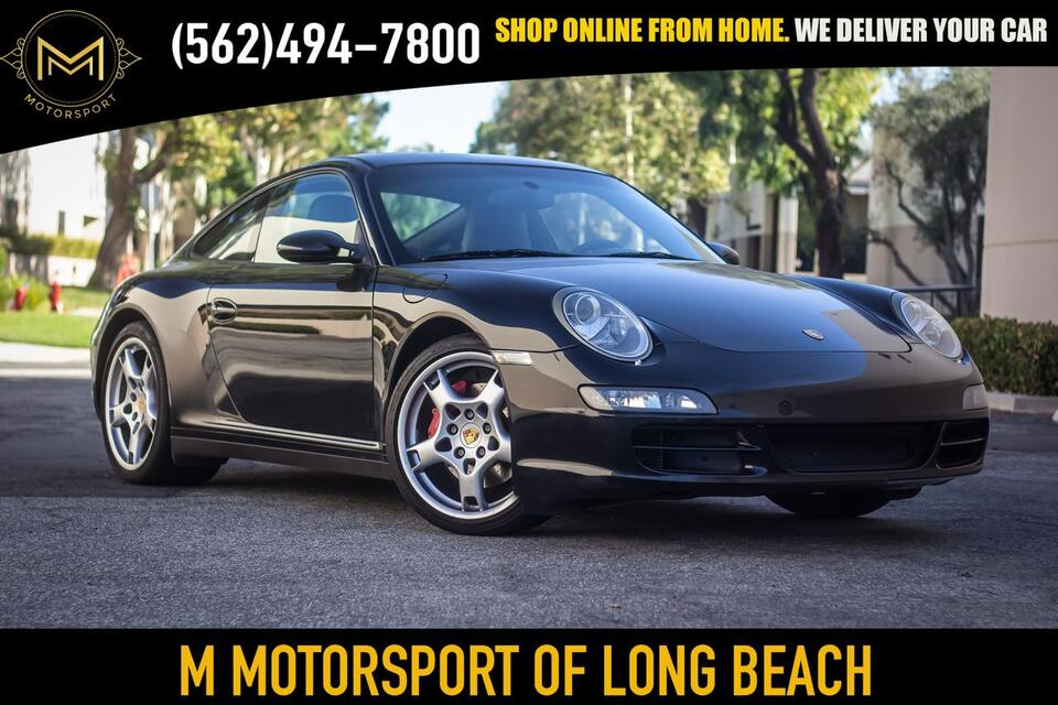 2007_Porsche_911_Carrera 4S Coupe 2D_ Long Beach CA