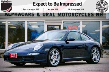 2007_Porsche_911_Carrera_ Boxborough MA
