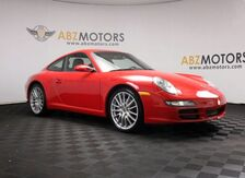 2007_Porsche_911_Carrera Heated Seats,Bose Sound,Sunroof,Manual_ Houston TX