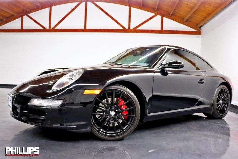 2007 Porsche 911 Carrera S - Manual Newport Beach CA