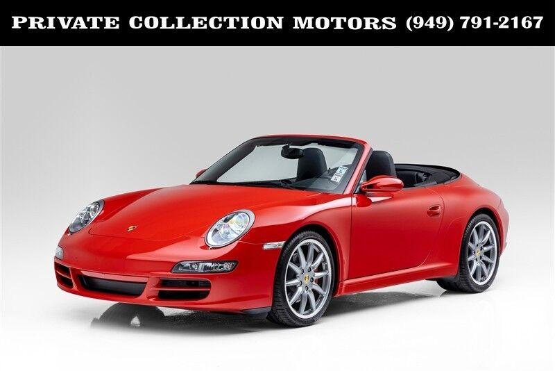 2007_Porsche_911_Carrera S_ Costa Mesa CA