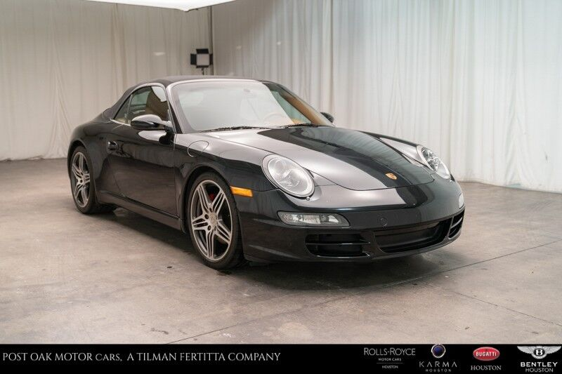 2007 Porsche 911 Carrera S Houston TX